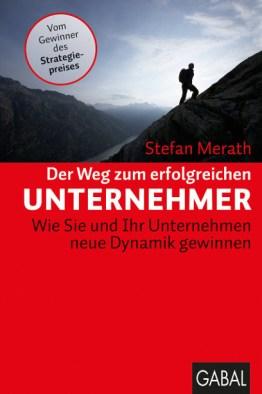 Buchcover - Der Weg zum erfolgreichen Unternehmer