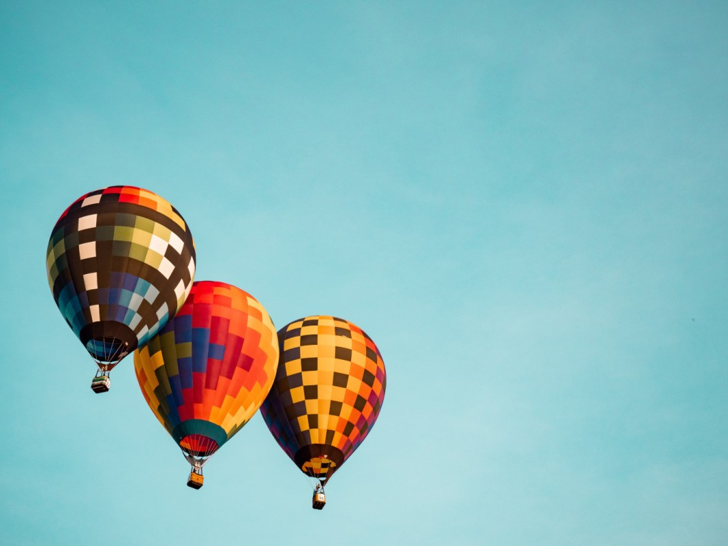 Top 3 Learnings (Ballons)