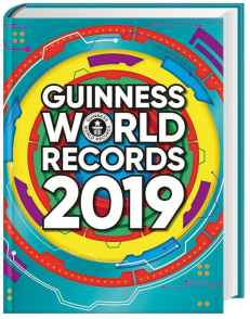 Buchcover Guinness Buch der Rekorde