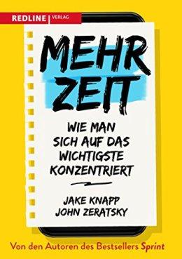 Cover - Mehr Zeit