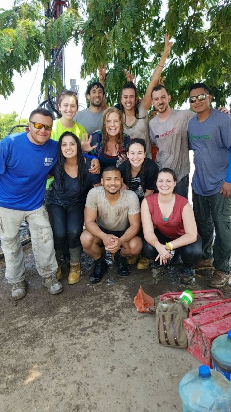 group muddy