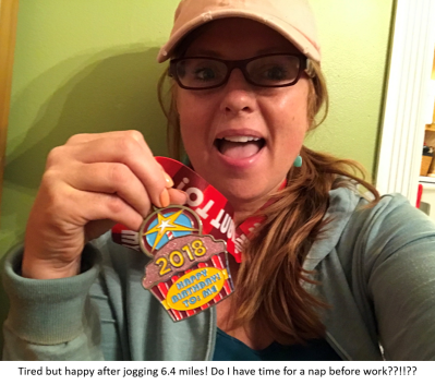 me with medal