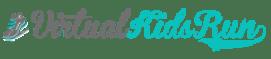 virtual kids run logo