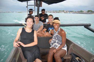 Social happening - Boat trip