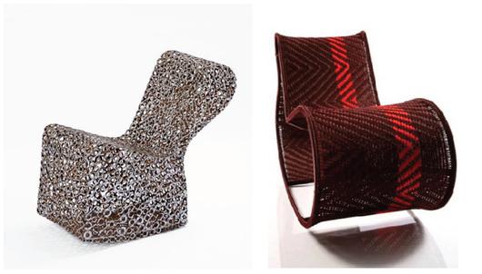 Cheick Diallo Contemporary African furniture design
