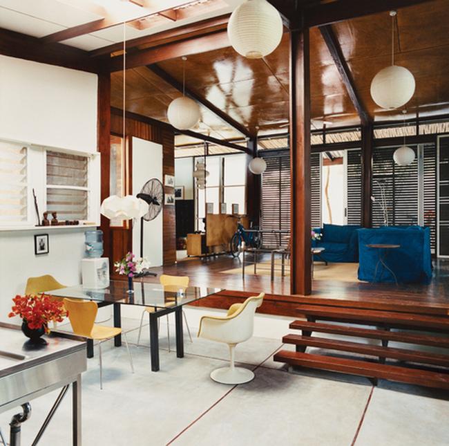 African Architecture - Joe Osae-Addo home in Ghana