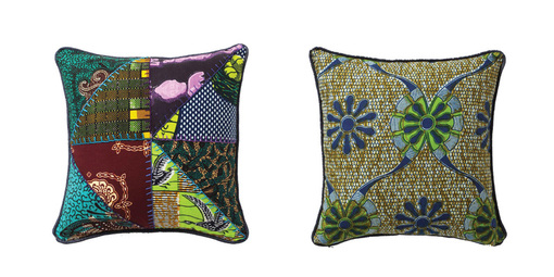 African Print Cushions Anthropologie Northern Sotho cushions