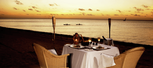 Holidays to Africa - Indigo bay resort and spa sunset