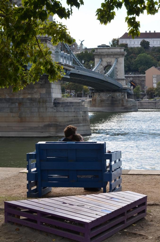 Les amoureux du Pont des Chaînes