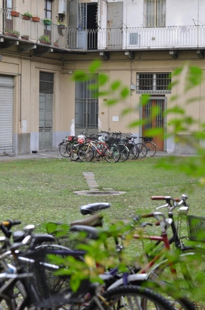 Les vélos du palazzo