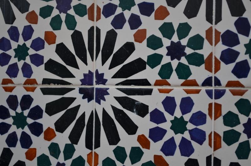 Lisbonne azulejos 1