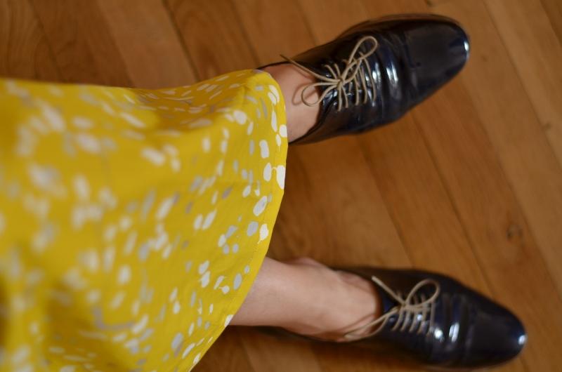 Longueur parfaite avec mes AGL shoes
