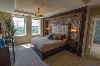 Master Bedroom at 232 N. Kingshighway, Apt. 1902