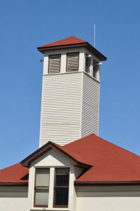 Fire House in the Presidio