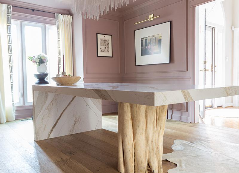 Luxury Quartz Table