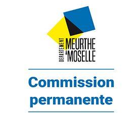 Commission Permanente - Septembre 19 @ Conseil départemental de Meurthe-et-Moselle