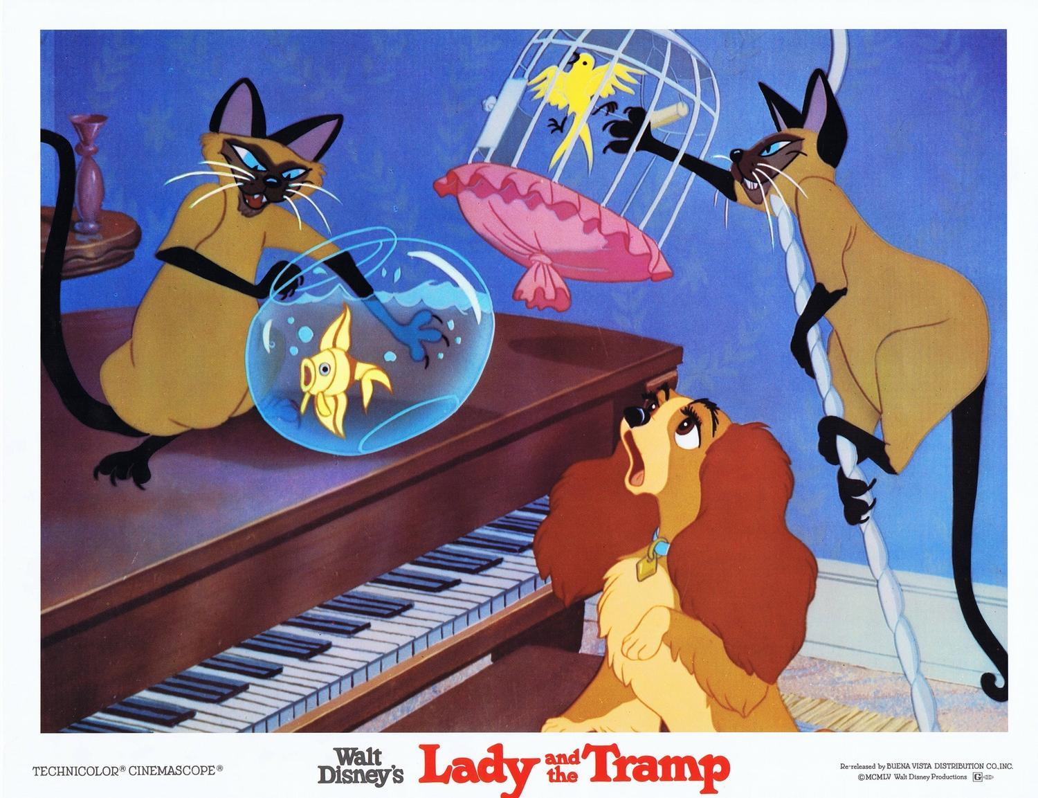 Movie 15 Lady And The Tramp Reviewing All 56 Disney