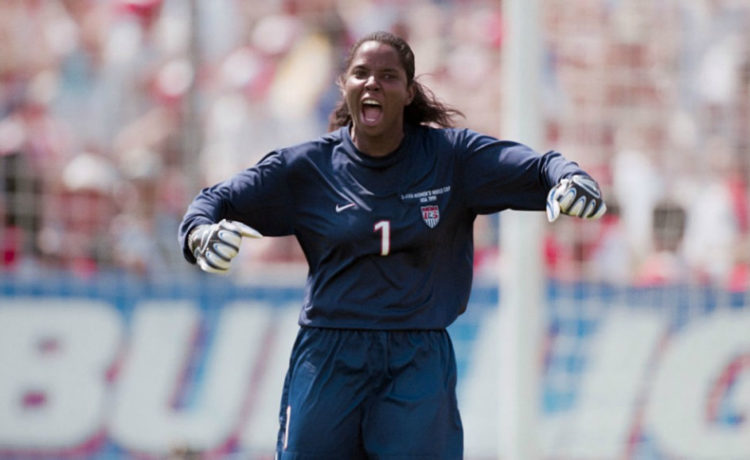 Meet The First Black Woman Soccer Player to Be Inducted into the Hall of Fame
