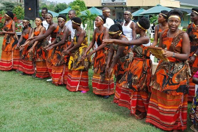 Bayankole; The tribe that the bride's Aunts have sex with the groom to test potency.