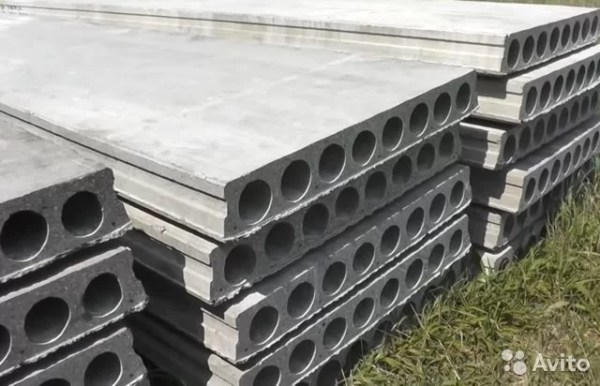Продам плиты перекрытия и фундаментные блоки купить в ...