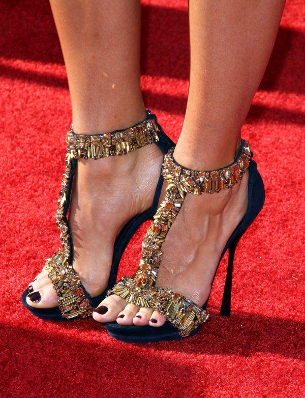 Maria Sharapova Feet in High Heels « 555 Celebrity Shoes