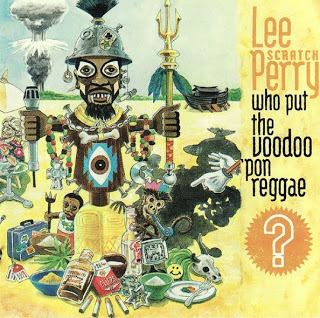 Lee Perry Who Put The Voodoo Pon Reggae 1996...().