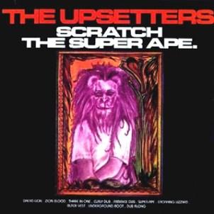 the upsetter scratch the super ape (lion of judas uk 1976)