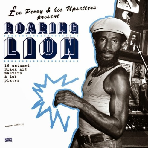 lee perry Roaring Lion 2013