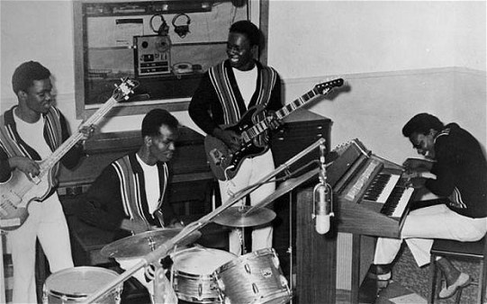 The Upsetters (Late 1960's)