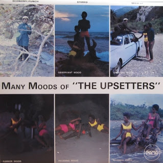 the upsetters Many Moods Of The Upsetters...