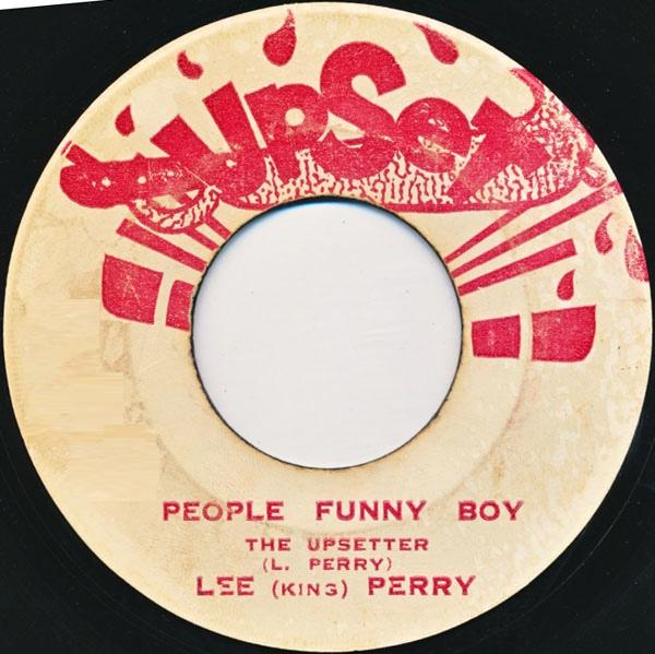 (1968) Lee Perry - People Funny Boy
