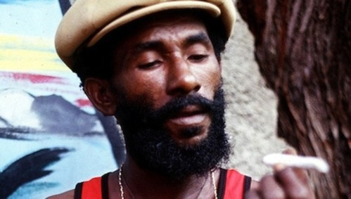 Lee Scratch Perry at Black Ark Studio - Kingston