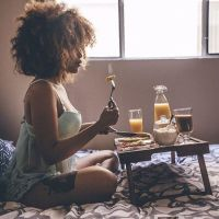 Breakfast In Bed, Candy McKenzie