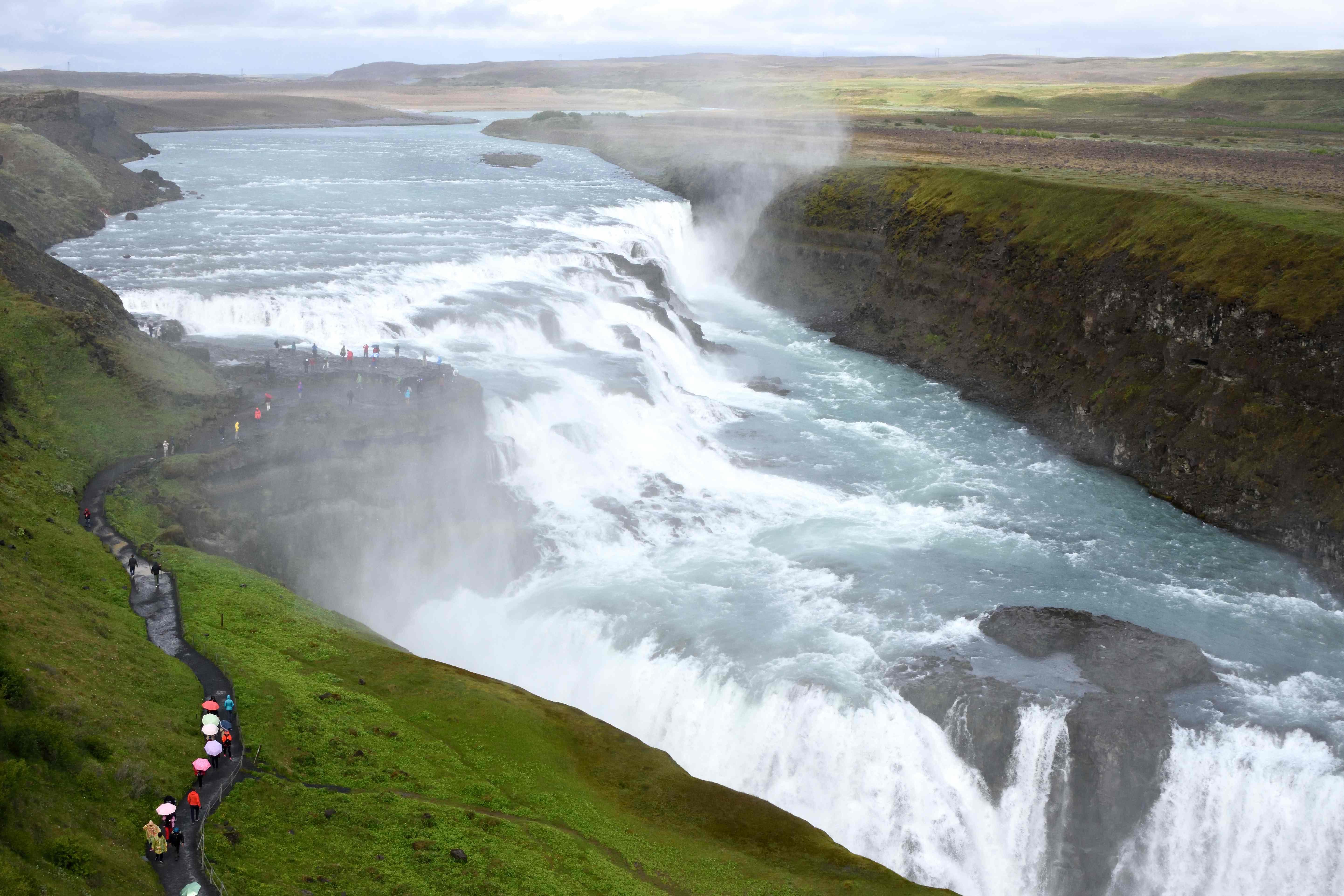 Gullfoss - Iceland