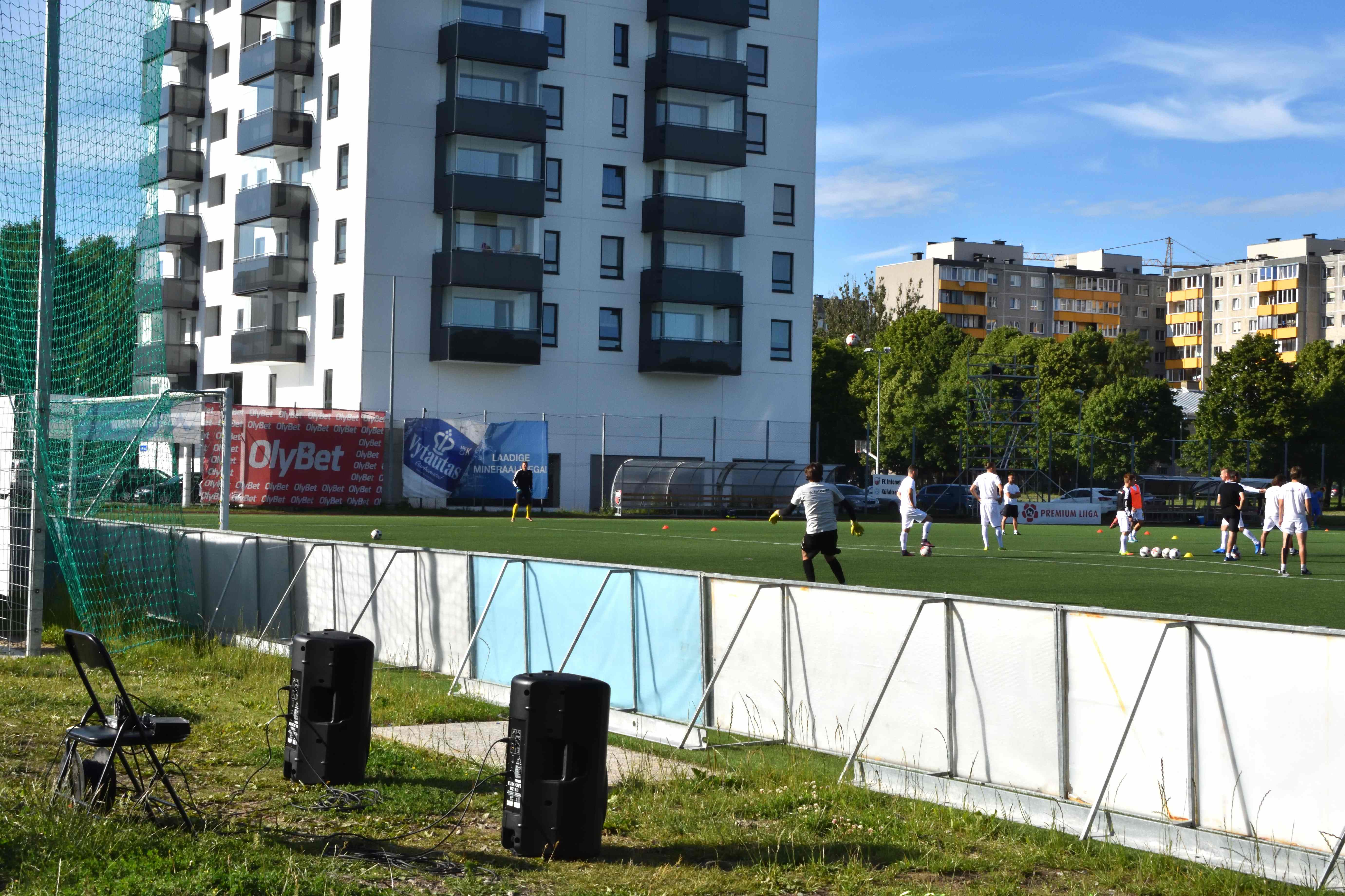 Football Nation 7/55 - FCI Tallinn 2-1 Tammeka - Estonia