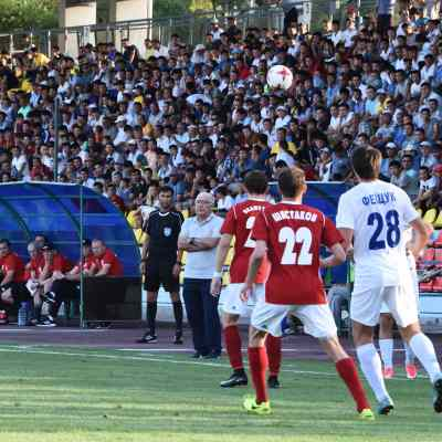 Football Nation 8/55 - Taraz 1-1 Aktobe - Kazakhstan