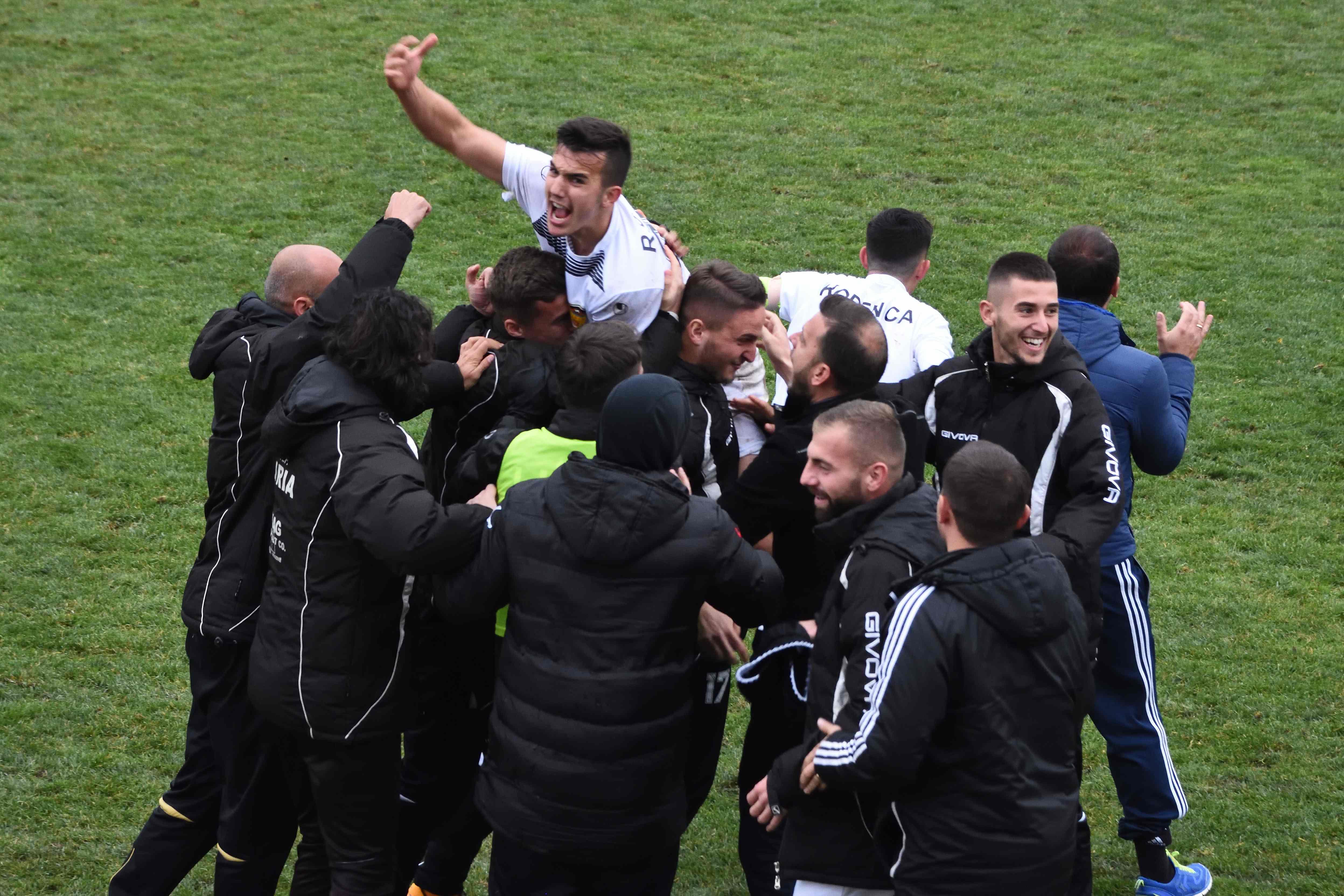 Football Nation 26/55 - Kosovo - Drita 4-3 Liria Prizren