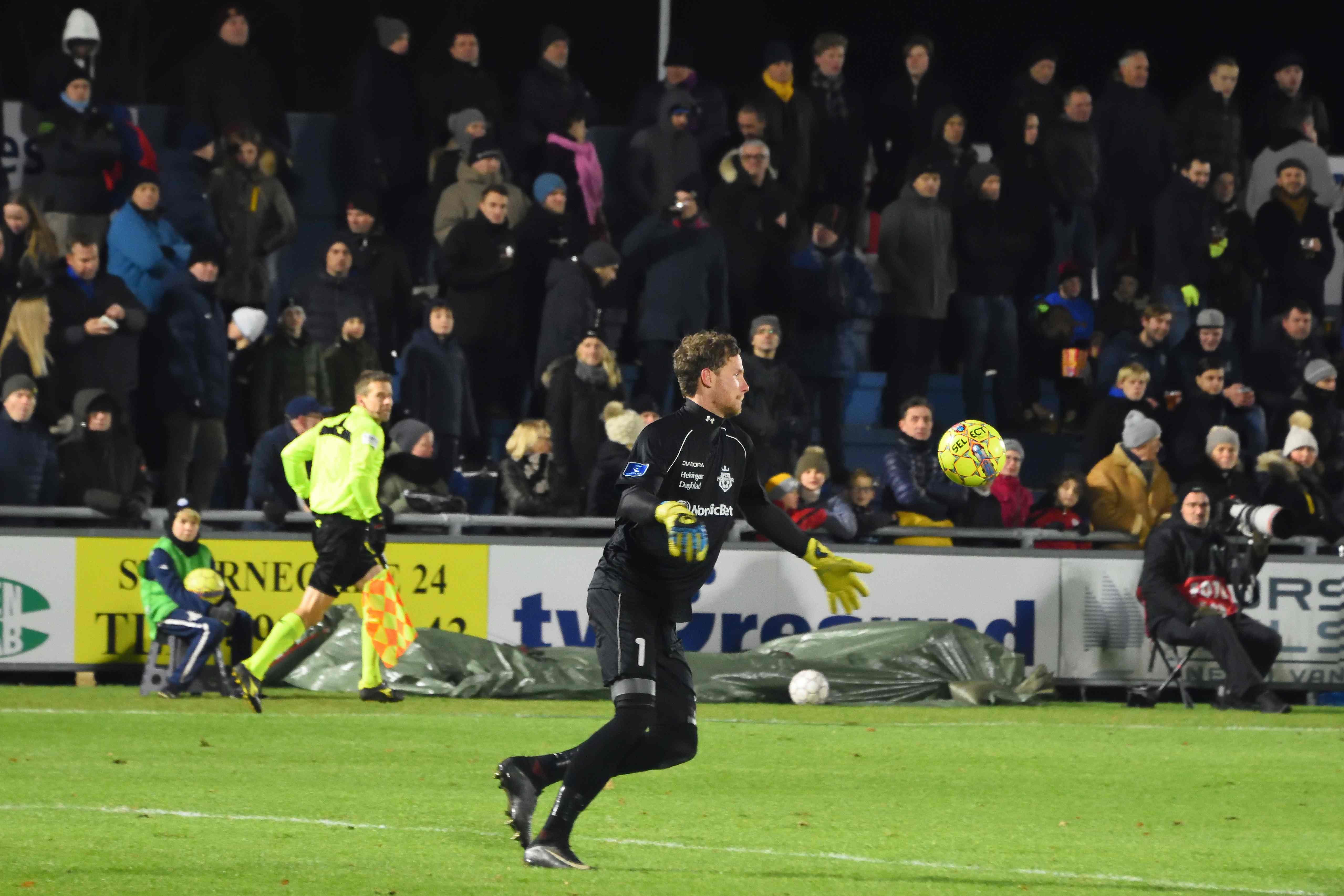 Football Nation 30/55 - Denmark - Helsingør 2-1 Lyngby