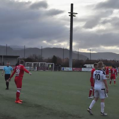 Football Nation 34/55 - Wales - Llandudno 1-1 Bala Town