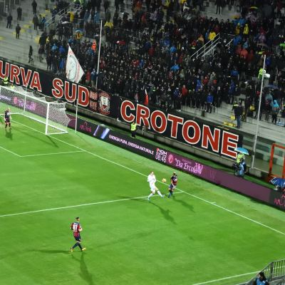 Football Nation 38/55 - Italy - Crotone 1-1 Atalanta