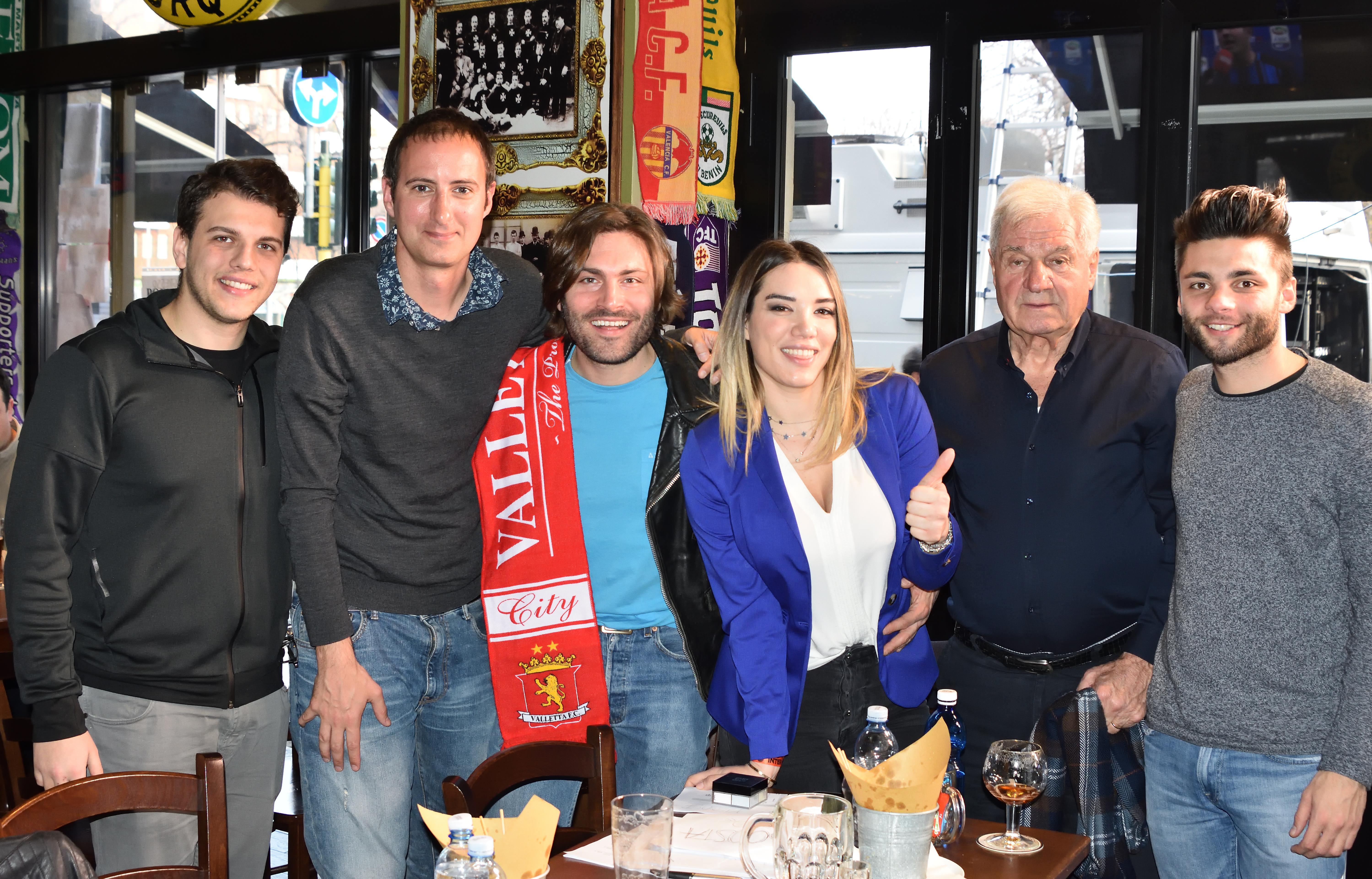Forza Crotone! 55FN hits Italian TV
