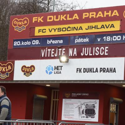 Football Nation 44/55 - Czech Republic - FK Dukla Prague 1-3 Vysočina Jihlava