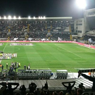 Football Nation 43/55 - Portugal - Vitória Guimarães 0-0 Belenenses