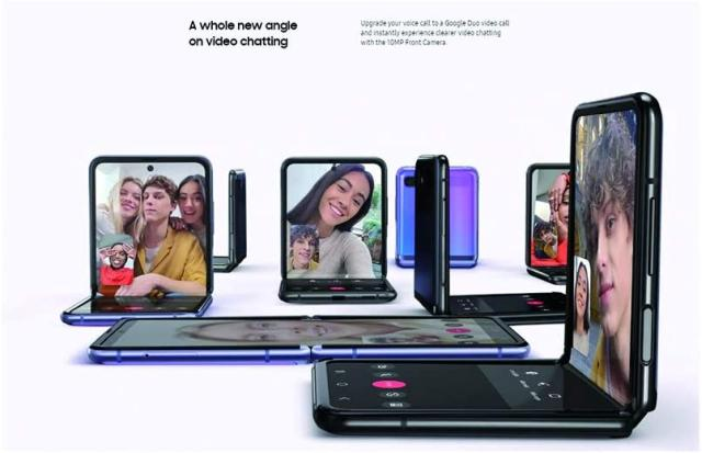 Enhance your Galaxy Z Flip revel in