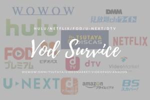 【2020年版】動画配信サービスおすすめ14社を徹底比較【迷わない選び方】