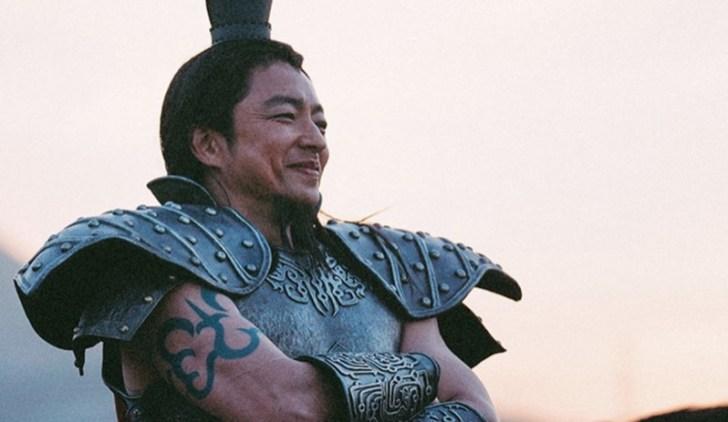 キングダム実写版の王騎:大沢たかお