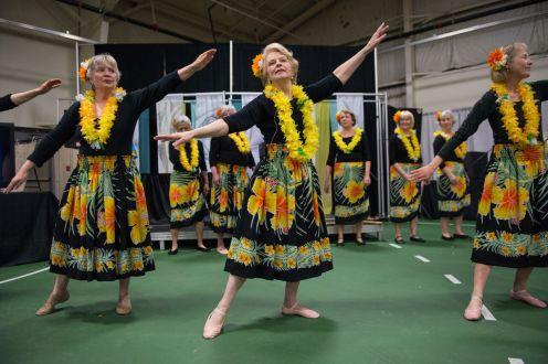 Hula Dance for Health