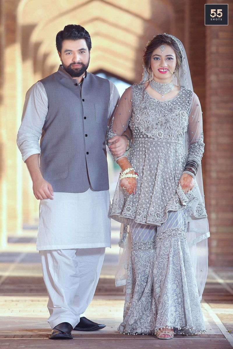 Bridal and groom