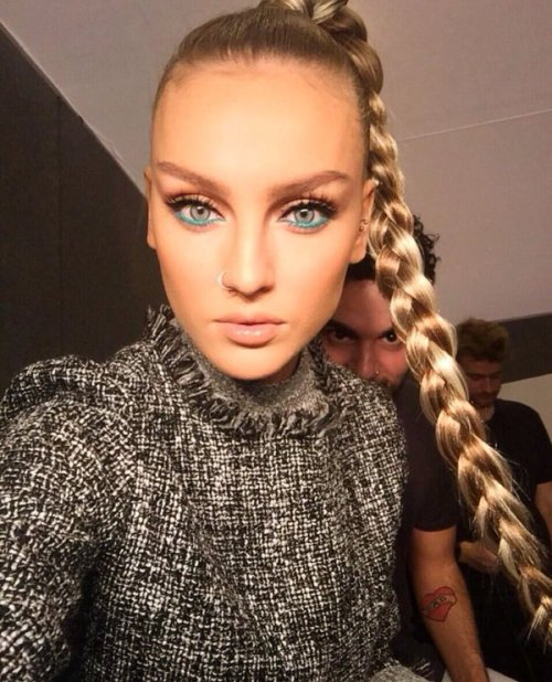 littlemix-news: perrieeele @adamburrell = peeping Tom 😼 http://its-vogue-baby.tumblr.com