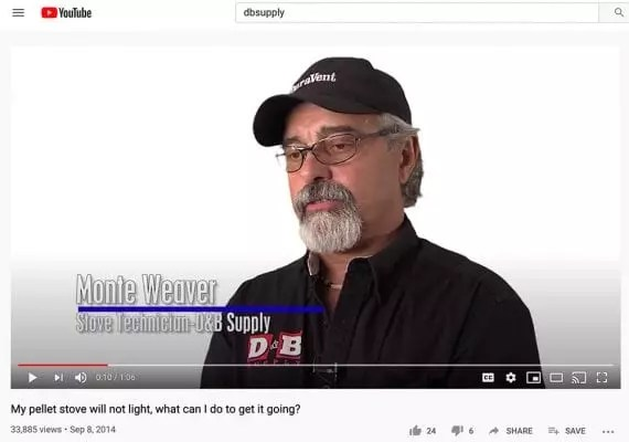 D&B Supply's content help content is often short (less than two minutes) and answers a specific question that someone might search for on Google or YouTube.